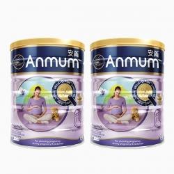 安满ANMUM孕妇奶粉2罐装800g*2