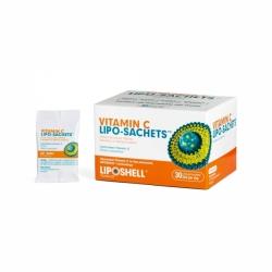 LipoShell 水解纳米包膜维生素C 1000mg 30小袋/盒