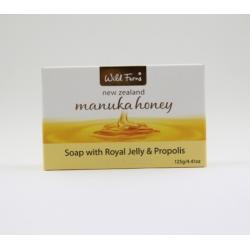 帕氏麦卢卡蜂蜜洁肤皂