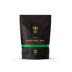 (一包即包邮) Manuka South® 蜂胶糖 喉糖 薄荷味 50粒装 Manuka Drops UMF 15+ Menthol