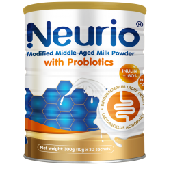 Neurio纽瑞优 中老年人高钙益生菌奶粉 300g