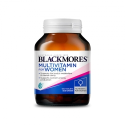 Blackmores 澳佳宝 女士活力营养素 100粒