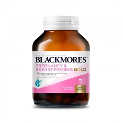 Blackmores 澳佳宝 孕妇营养黄金素 120粒