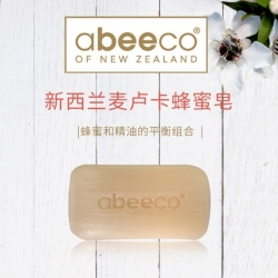 Abeeco  麦卢卡蜂蜜洁面皂 75克