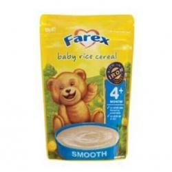FAREX  婴儿高铁米粉4个月以上原味米糊 125克