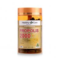 Healthy Care 高剂量蜂胶胶囊 Propolis Capsules 2000mg* 200粒