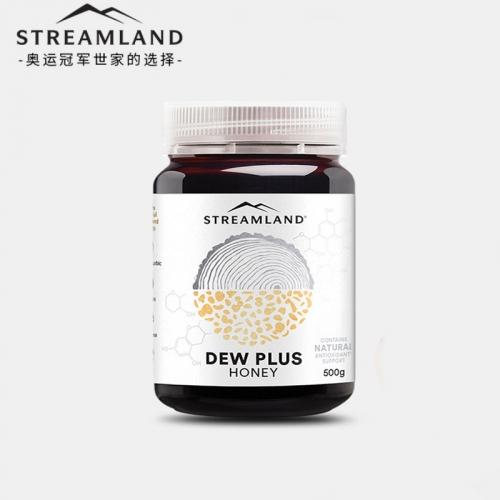 Streamland 新溪岛纯天然野生黑榉树蜜蜜露礼盒500g