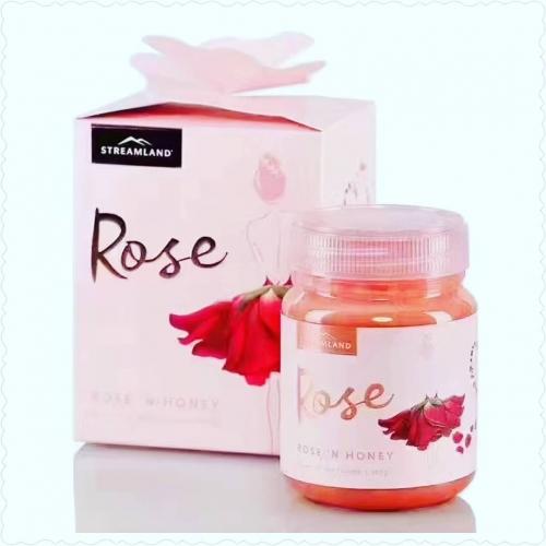 Streamland 新溪岛千叶玫瑰蜂蜜340g 精美魔法礼盒