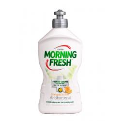 澳洲Morning Fresh抗菌洗洁精香橙茶树味强力去污400ml