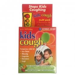 All Natural 儿童止咳棒棒糖 混合果味 12支/盒