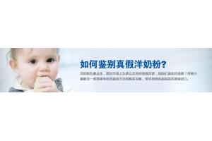 假的就是假的-曝光中国特供假洋奶粉品牌