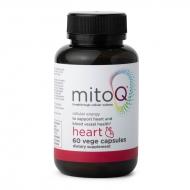 MitoQ 舒心胶囊 心脏保养 60粒
