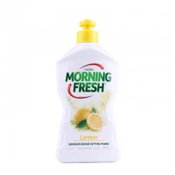 Morning Fresh 柠檬味洗洁精 宝宝奶瓶清洁剂400ml